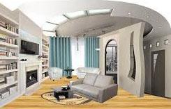 Курсы дизайна интерьера жилых помещений с проектированием в ArchiCAD. Учебный центр Успех