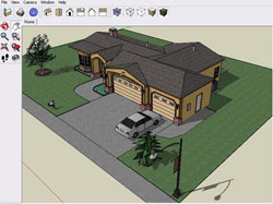 Обучение на курсах Google SketchUp для архитекторов и дизайнеров интерьера. Учебный центр Успех (Киев)