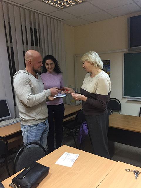 В учебном центре Успех  выпустилась группа по курсу Сметное дело. Преподаватель Лысенко Татьяна Николаевна