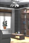 Работы студентов учебного центра Успех Киев по курсу проектирования мебели в программе Про100