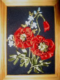 курсы вышивки шелковыми лентами в Киеве